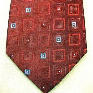 Geoffrey Beene Men's X Long Silk Tie